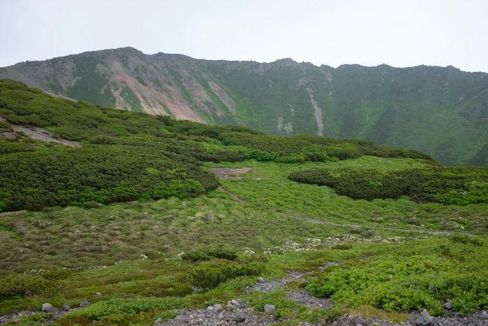 北海道11日目-2 羊蹄山下山_b0339488_04450349.jpg