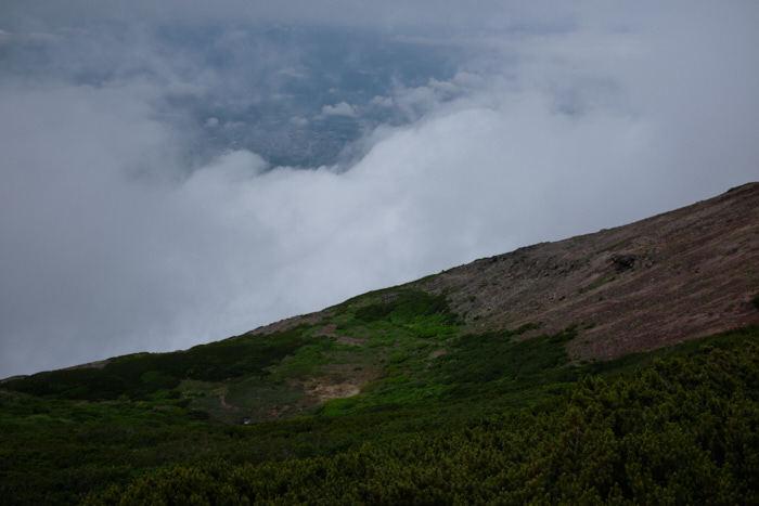 北海道11日目-2 羊蹄山下山_b0339488_04450369.jpg