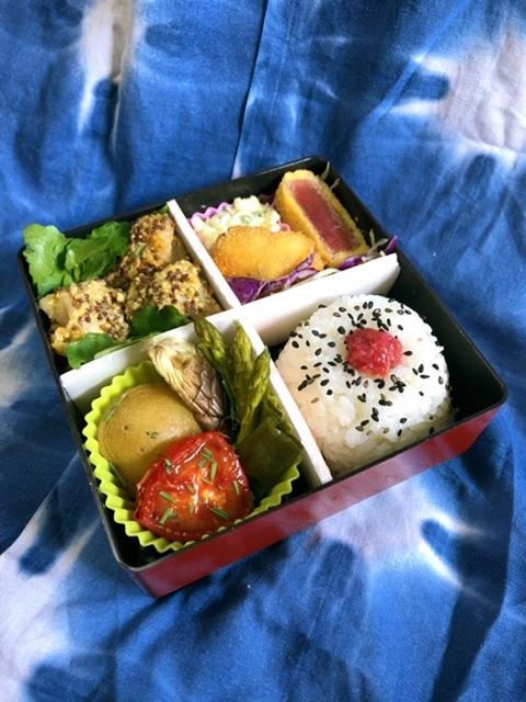 Saturday Lunch Box & Thanks so much for ジャズフェス_b0376788_11055423.jpg