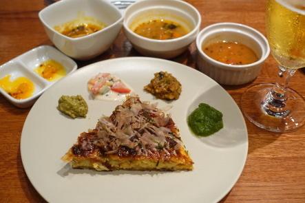 パセミヤ @お好み焼きと南インド料理の衝撃的な出合い。_b0118001_07161993.jpg