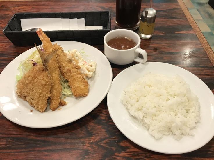 グリルママ(町田)ミックスフライを食って帰る_c0212604_17151043.jpg