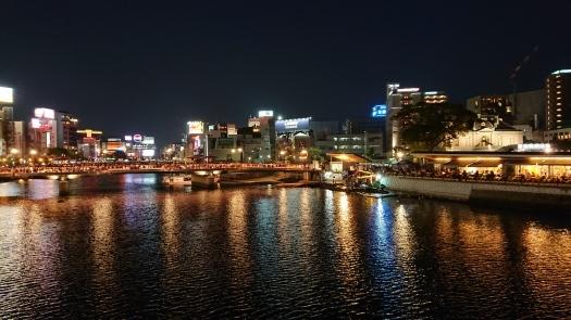 放生夜から、中洲ジャズへ❗_a0130305_11454319.jpg