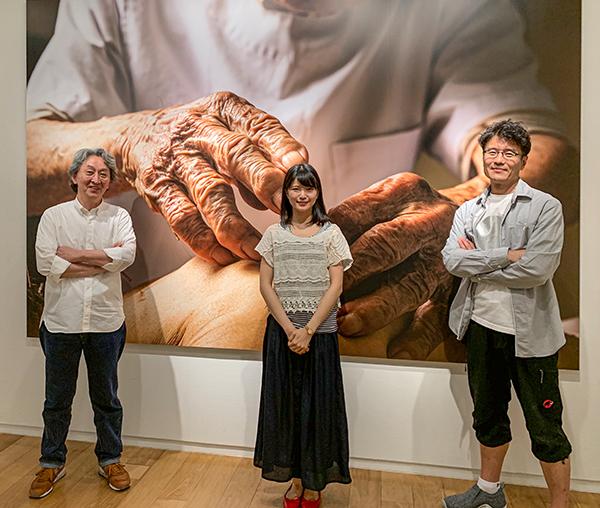 田中良知作品展「SUPER OLD -超老たちの手-」へ行ってきました、見応えのある素晴らしい作品点です!_b0194208_23121044.jpg
