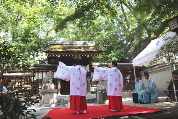 神賑わい㋨祭り 京都宗像神社_e0048413_20155447.jpg