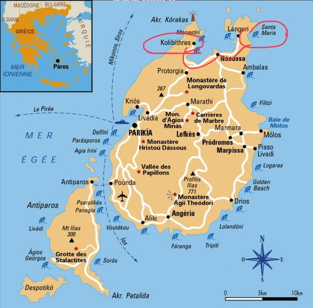 パロス島ナウサ滞在<コリンビトレスビーチ編>_b0253226_03454895.jpg