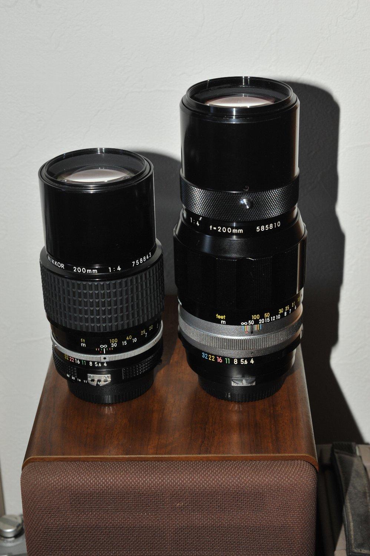 Nikkor-Q C Auto 200mm F4 で_b0069128_10260341.jpg