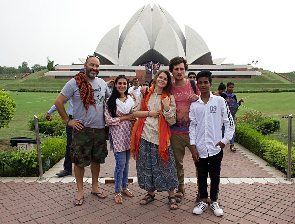 インド環境支援チーム:自由時間の様子_a0383739_17392297.jpg