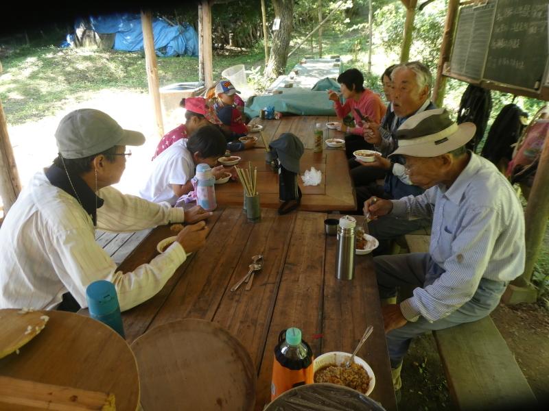 和歌山市から岬社協企画「里山体験」に来訪・・・孝子の森_c0108460_17260071.jpg