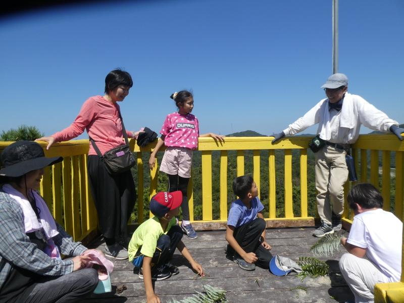 和歌山市から岬社協企画「里山体験」に来訪・・・孝子の森_c0108460_17284355.jpg
