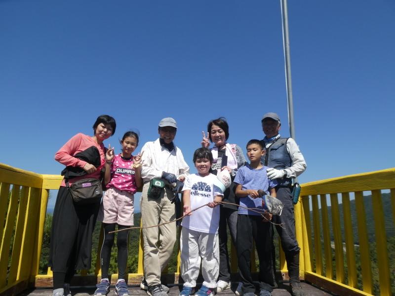 和歌山市から岬社協企画「里山体験」に来訪・・・孝子の森_c0108460_17284525.jpg