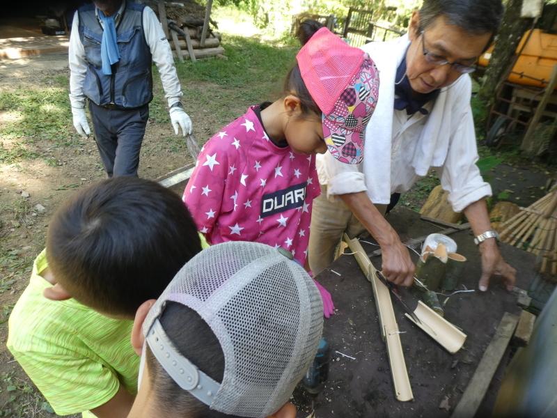 和歌山市から岬社協企画「里山体験」に来訪・・・孝子の森_c0108460_17323384.jpg