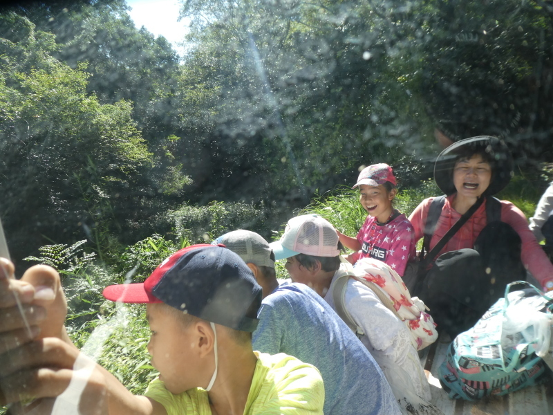 和歌山市から岬社協企画「里山体験」に来訪・・・孝子の森_c0108460_17341077.jpg