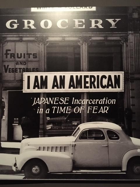 I am an American - 日系人収容所に関する展示_e0350971_08403142.jpg