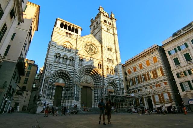 ジェノヴァ~美しい街並み残る港町~_b0358575_10023151.jpg