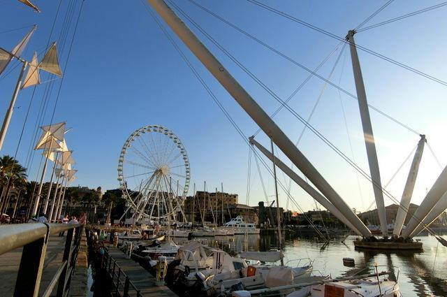 ジェノヴァ~美しい街並み残る港町~_b0358575_10093899.jpg