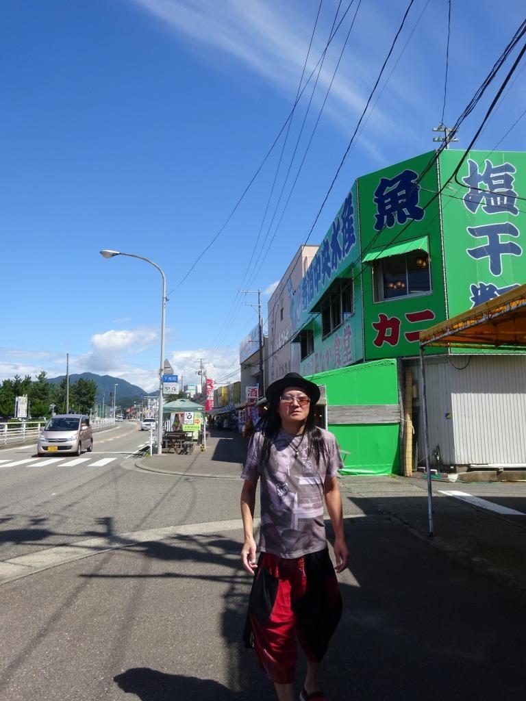 新潟 4 【9/12 厚い雲、田園、寺泊~日本海~帰路】_d0061678_11125467.jpg