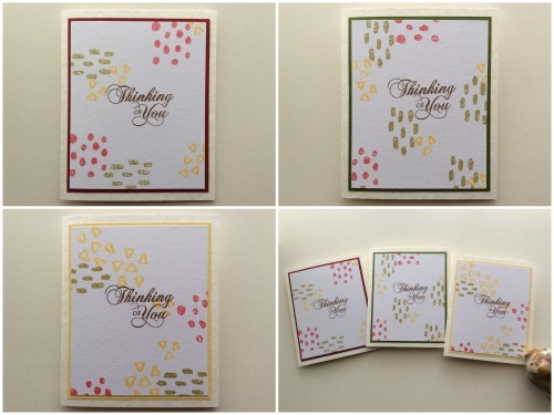 Let's create a weekly card & show off! #34 Thinking of you 3色カード_d0285885_16363691.jpeg