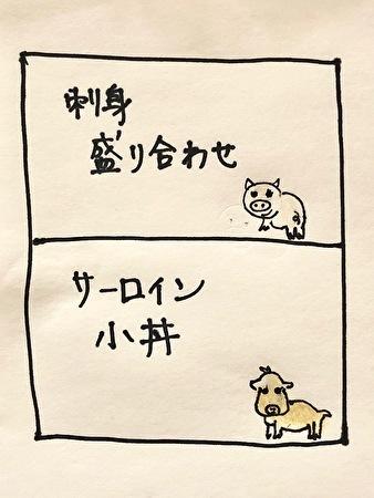 焼きとんの老舗「鳥茂」@新宿で、本日のおすすめコース_a0223786_16174152.jpg
