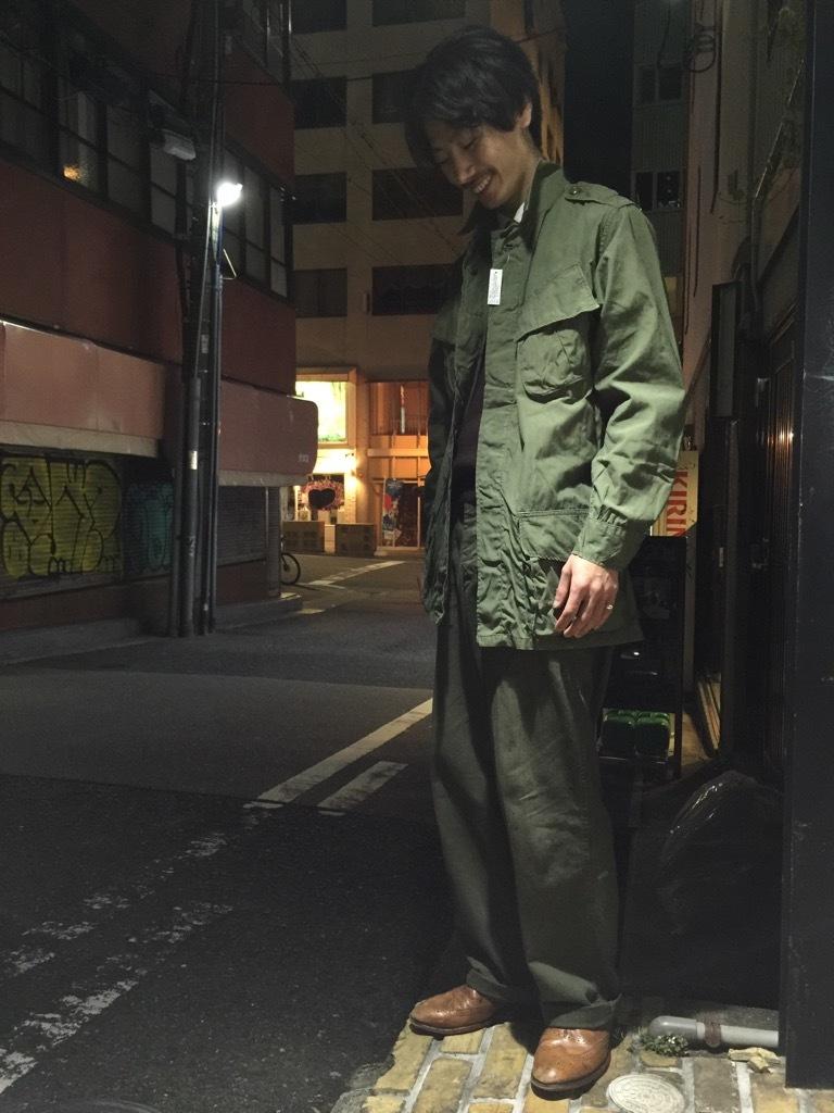 マグネッツ神戸店 9/18(水)Vintage入荷! #2 US.Military Item Part2!!!_c0078587_21464514.jpg
