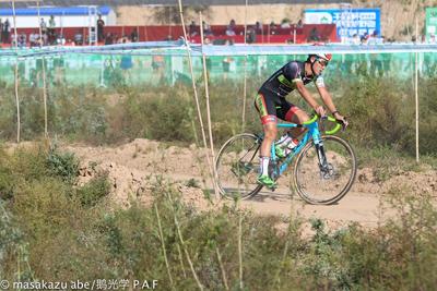 金栄堂サポート:SNEL CYCLOCROSS TEAM・積田連選手 UCI C1 Qiansen Trophyご報告&FACT×ICRX NXT調光レンズインプレッション!_c0003493_21080413.jpg