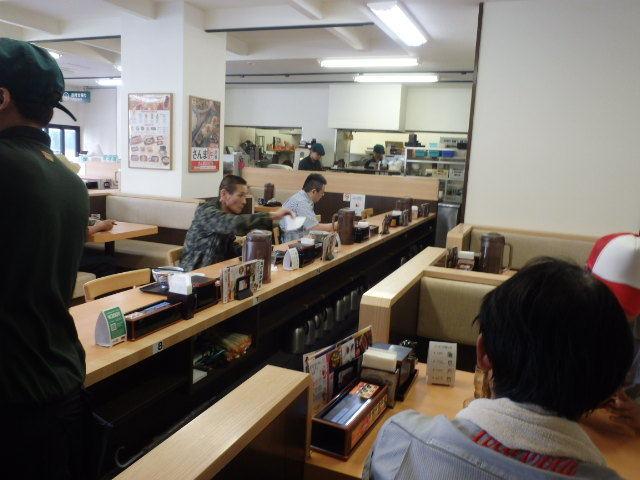 吉野家の新小盛牛丼       神戸駅前店_c0118393_08332099.jpg