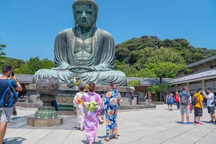 夏の思い出 8月の鎌倉大仏_b0145398_21481998.jpg