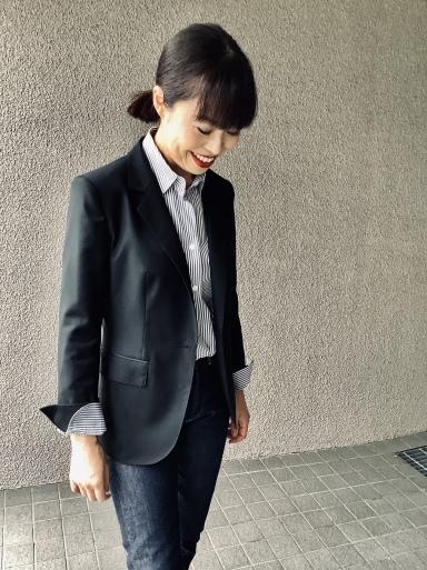りえさん着画集 ジャケット ②_b0210699_00333141.jpeg