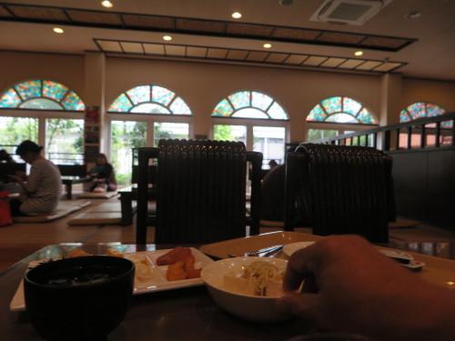 深谷市のHANA HOTEL&SPAの朝食 :令和元年・2019.9.9_c0075701_07083074.jpg