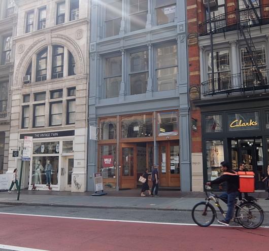 NYのSOHOでMUJI(無印良品)がポップアップ店を6ヶ月もオープン中_b0007805_05512374.jpg