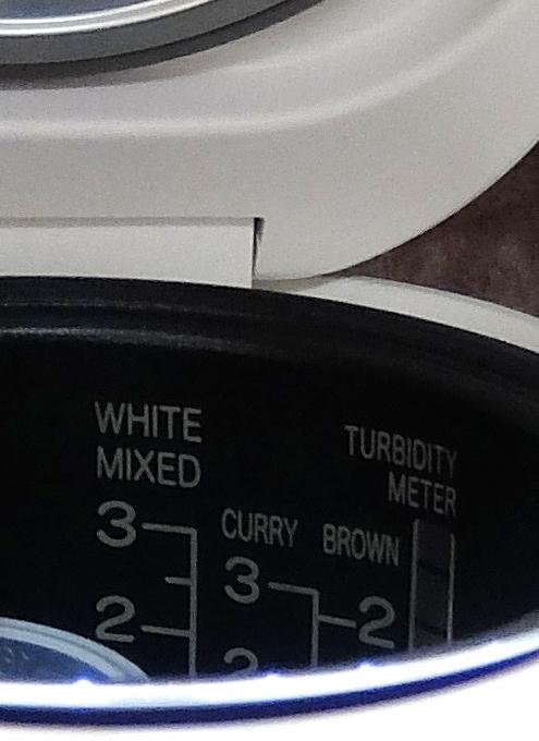 炊飯器はこういうのでいいんだよ by MUJI(無印良品)_b0007805_23325118.jpg