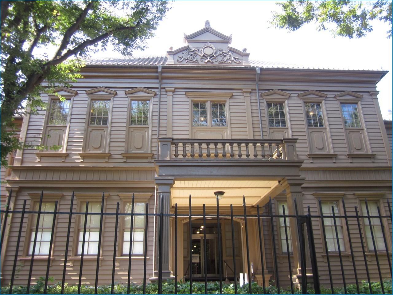 上野公園の近代建築 見学_c0376508_09381023.jpg