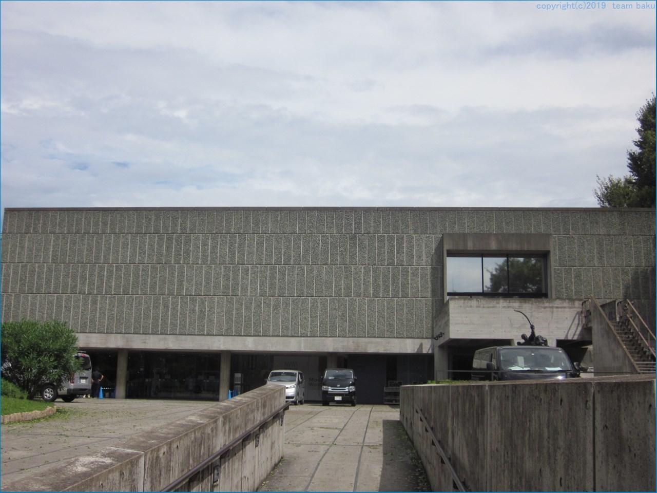 上野公園の近代建築 見学_c0376508_09382069.jpg