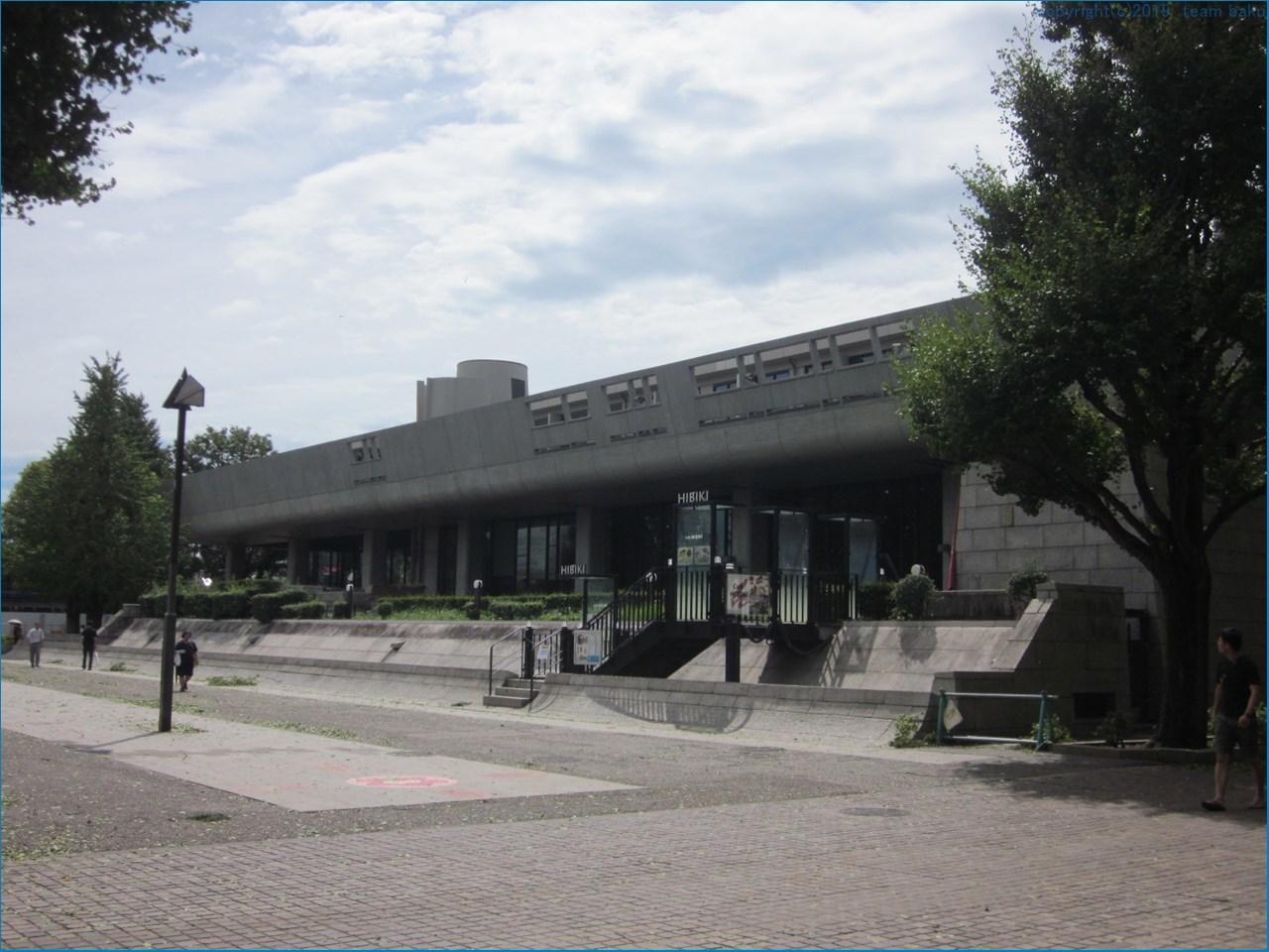 上野公園の近代建築 見学_c0376508_09382894.jpg