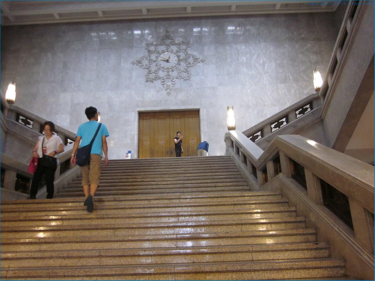 上野公園の近代建築 見学_c0376508_09383134.jpg