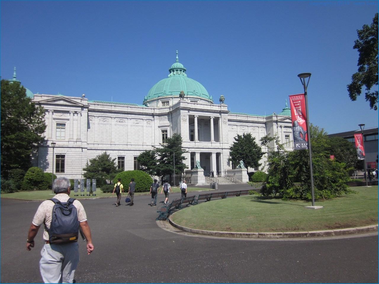 上野公園の近代建築 見学_c0376508_09384157.jpg