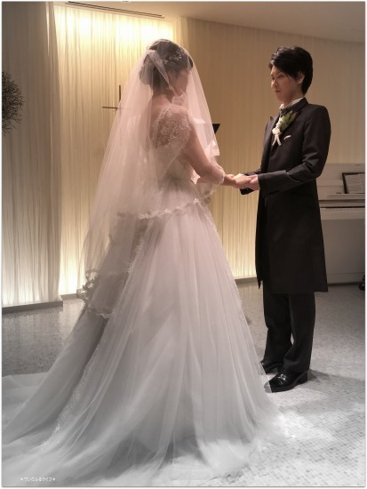 * 感動のHappy Wedding ♡ *_d0317115_21403084.jpg