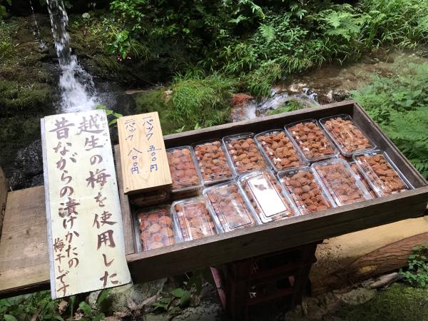 黒山三滝 @越生_b0157216_17045121.jpg