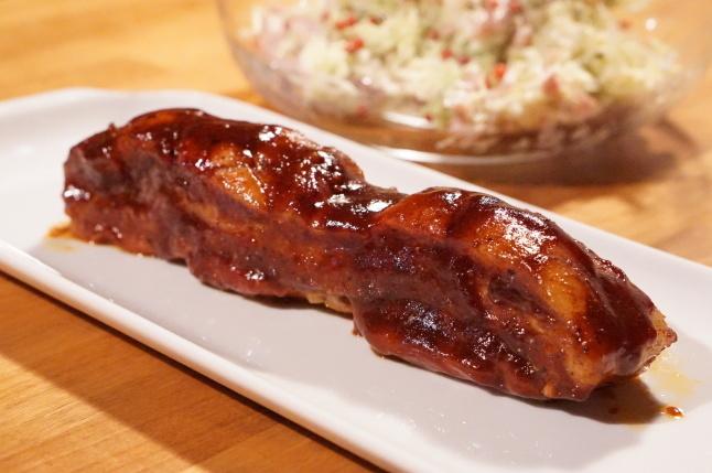 男の料理 〜BBQ smoked pork belly〜_d0348118_15074094.jpeg