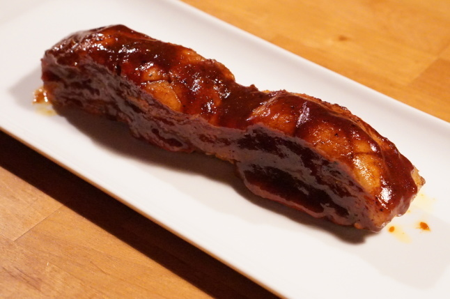 男の料理 〜BBQ smoked pork belly〜_d0348118_15080037.jpeg