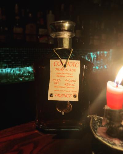 再開封 Cognac Pierre SERPLET Hors D'age_d0011635_14041416.jpg