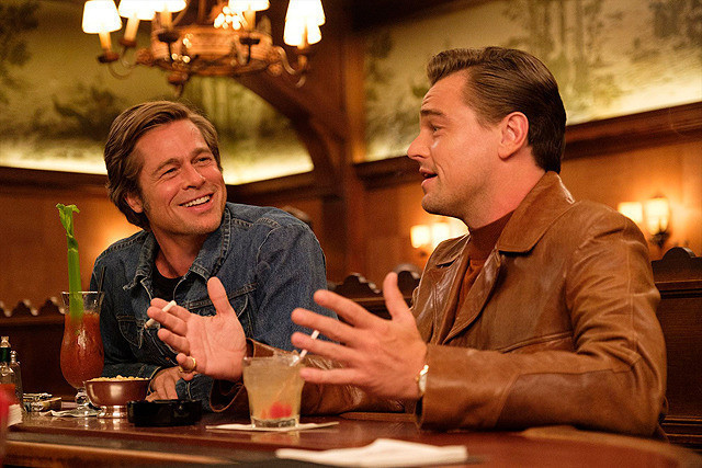 Once Upon A Time in Hollywood を観た。_f0135940_23511374.jpg