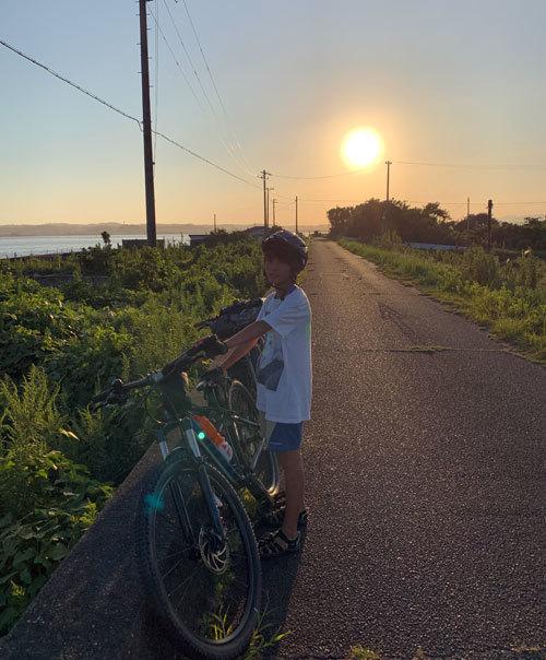 夏が終わっちまう〜〜_c0089242_17192832.jpg
