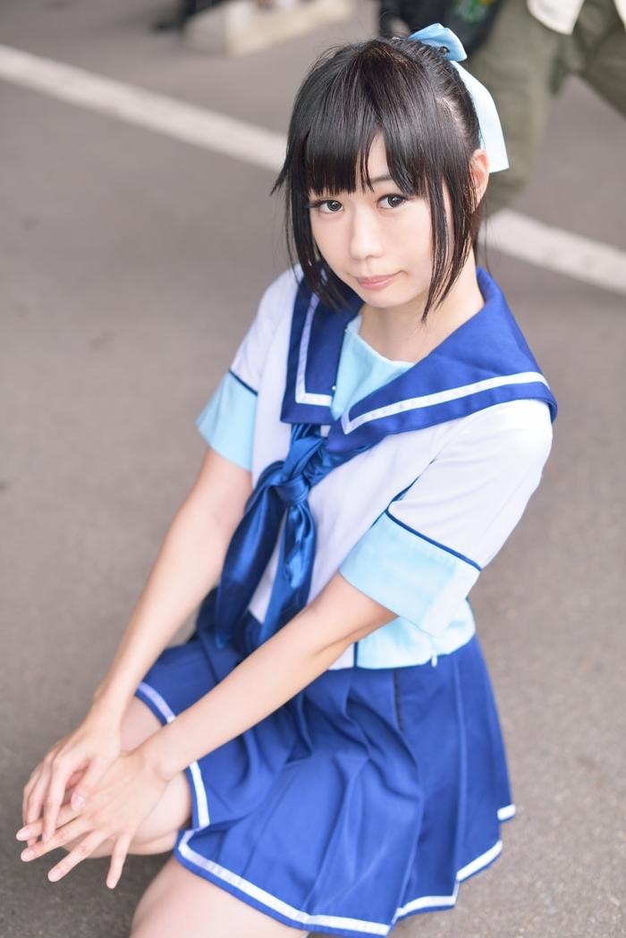 南ななみさん 9月14日 東京ゲームショウ_f0215145_11143301.jpg