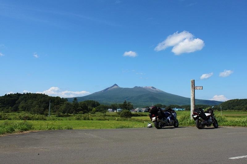 2019 北海道ツーリング #1  夫婦ライダーで行ってきま~す(*^^)v_c0261447_22024950.jpg
