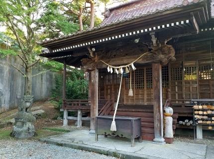鳴子 温泉神社♪_c0151053_15181822.jpg