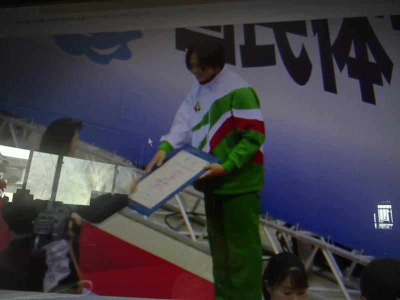 孫のメイ(長澤明生)国体水泳飛び込み 3m飛板飛込みで2位入賞_c0108460_14454685.jpg