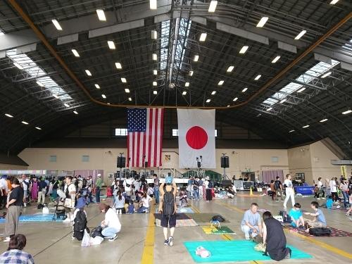 横田基地友好祭に行ってきた~①_c0100865_18465459.jpg