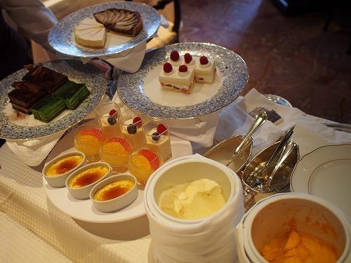 第一ホテル東京 アンシャンテで女子会ランチ_e0200073_13352367.jpg