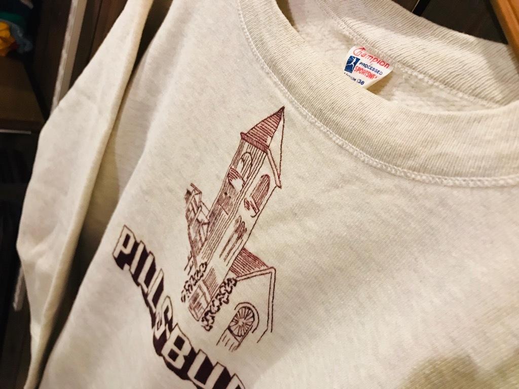 マグネッツ神戸店 9/18(水)Vintage入荷! #6 Vintage Sweat!!!_c0078587_15485328.jpg