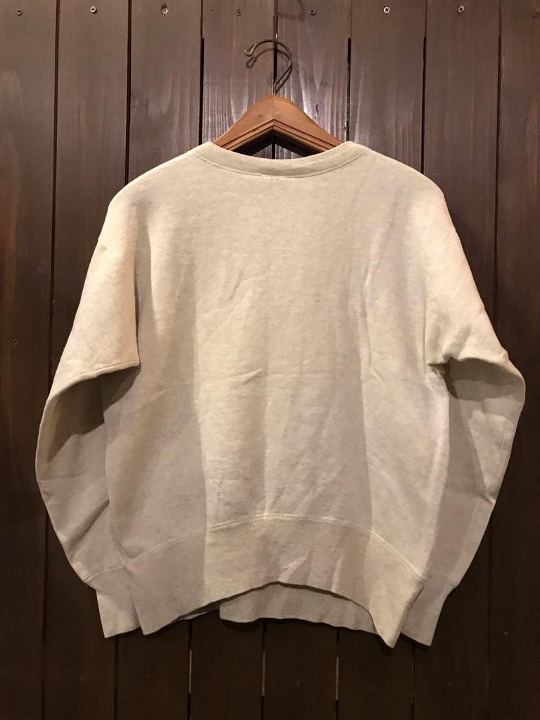 マグネッツ神戸店 9/18(水)Vintage入荷! #6 Vintage Sweat!!!_c0078587_15485378.jpg